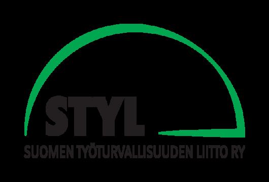 Suomen työturvallisuuden liitto logo